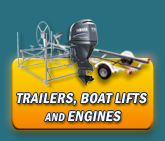 Chautauqua Marina Trailer, Boat Lift, and Engine Sales